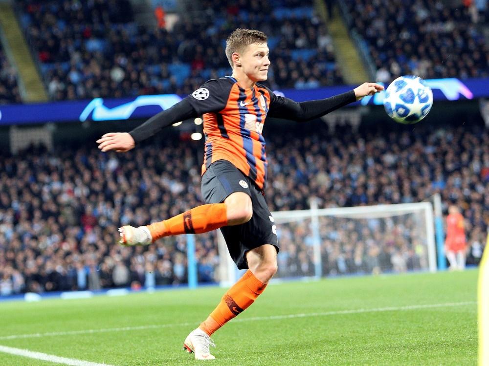 In der Ukraine wird der Ligabetrieb wieder aufgenommen