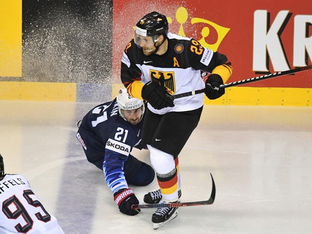 DEB kann mit Eishockey-Star Leon Draisaitl planen