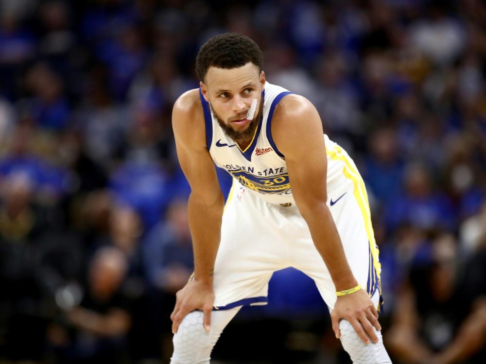 Curry will vor den Playoffs zurückkehren