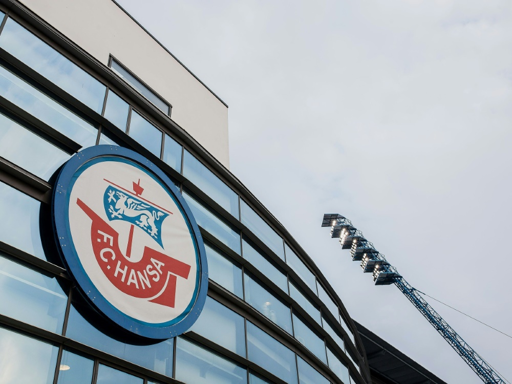 Hansa Rostock muss Geldstrafe an den DFB zahlen
