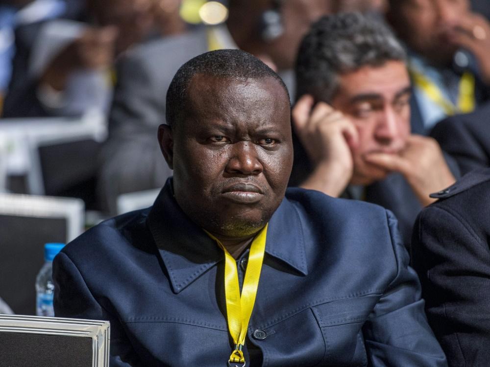 Ngaissona muss sich nun vor Gericht verantworten
