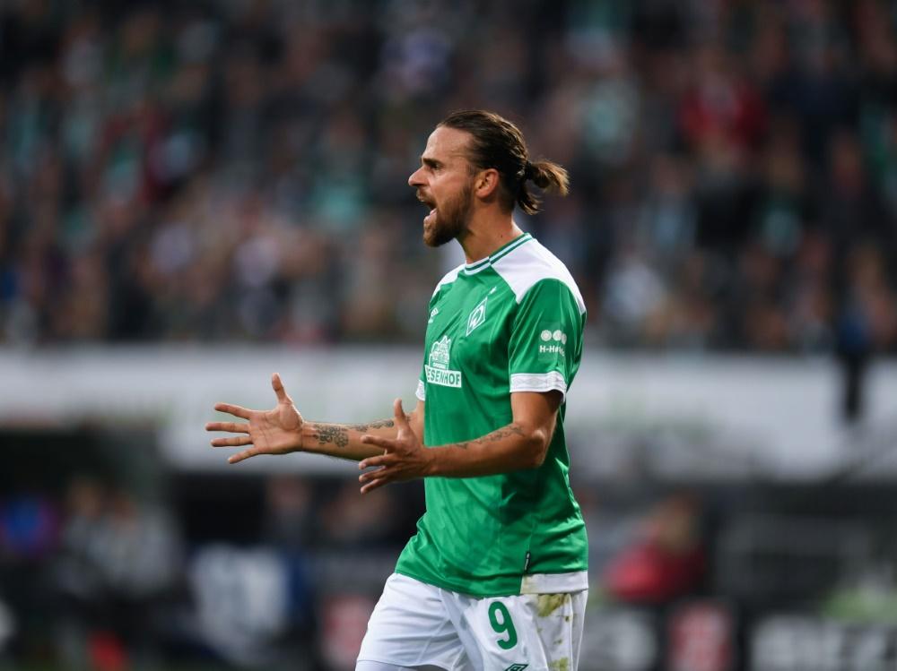 Martin Harnik hatte das Spiel gegen Wolfsburg verpasst