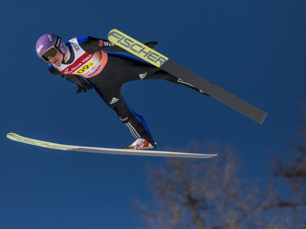Andreas Wellinger belegt Platz 46 und qualifiziert sich