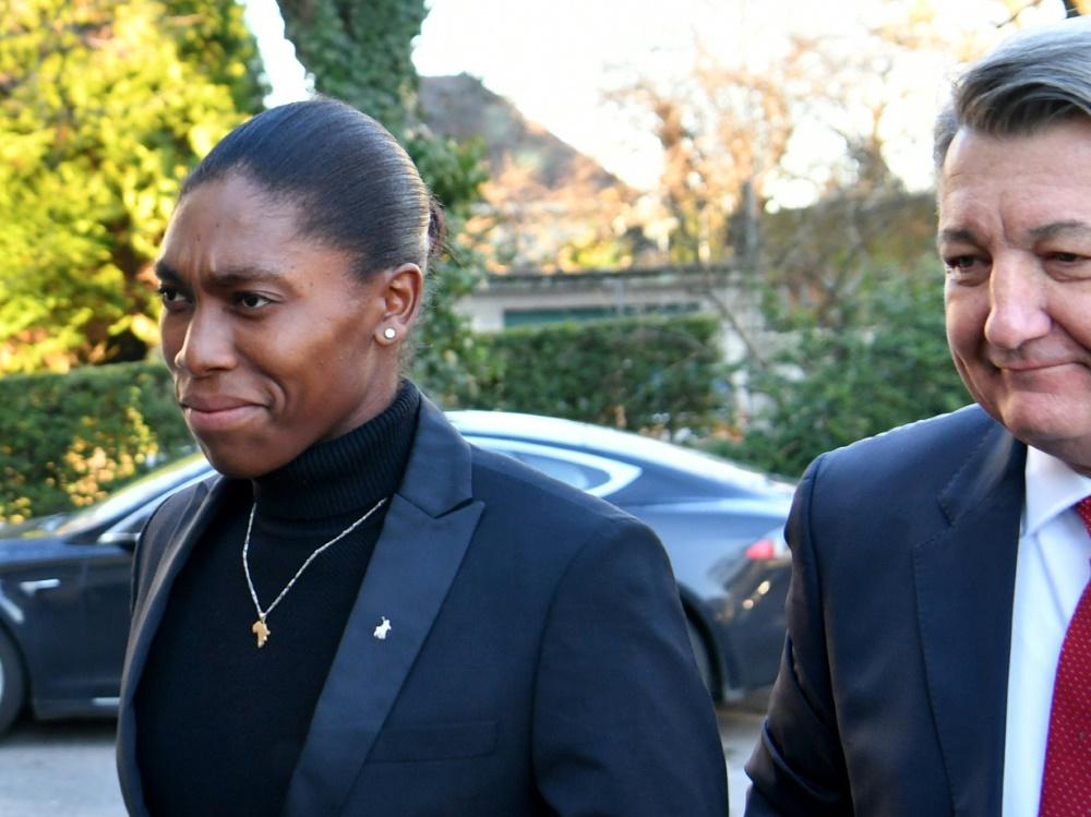Südafrika will gegen Semenya-Urteil Berufung einlegen