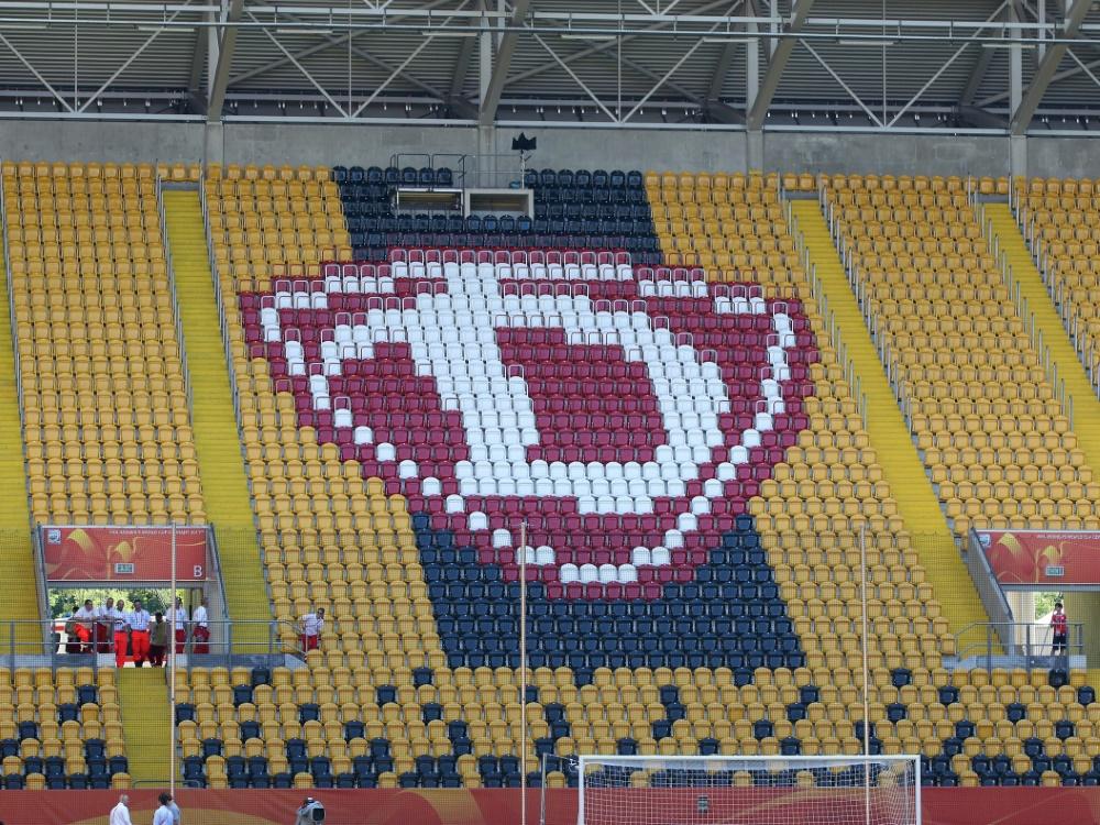 Dynamo Dresden trauert um seinen ehemaligen Mitspieler