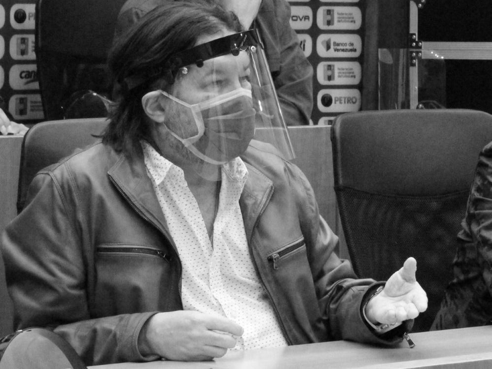 Tod nach Corona-Infektion: Jesus Berardinelli