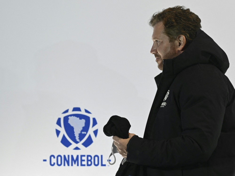 CONMEBOL-Präsident Alejandro Dominguez