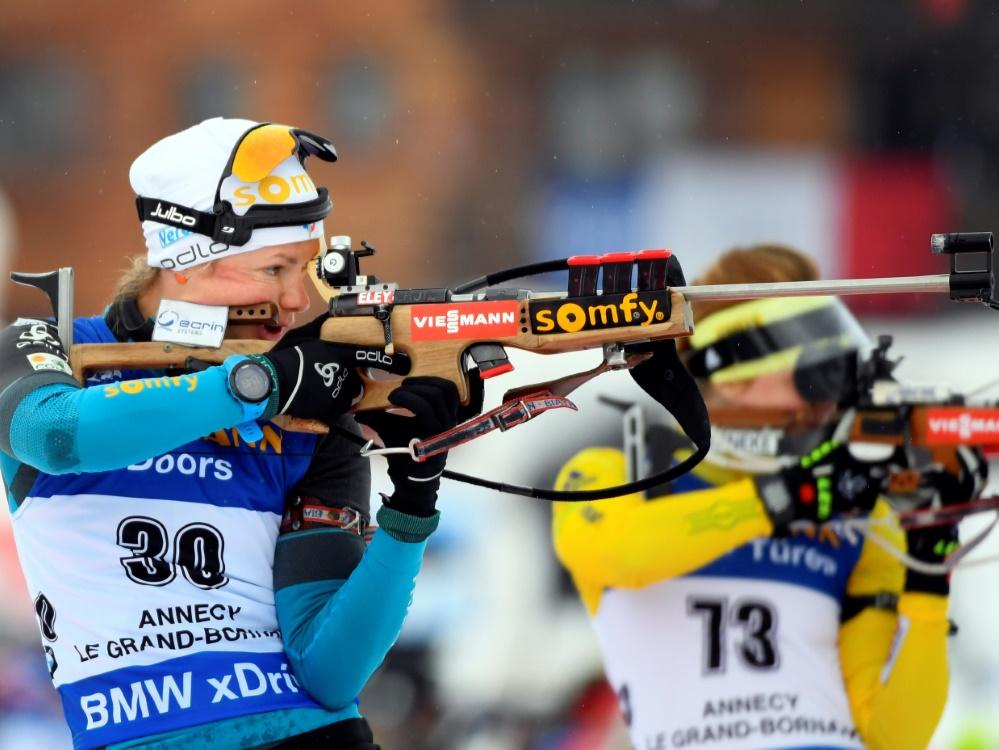 Weltcup in Russland wohl ohne kanadische Biathleten