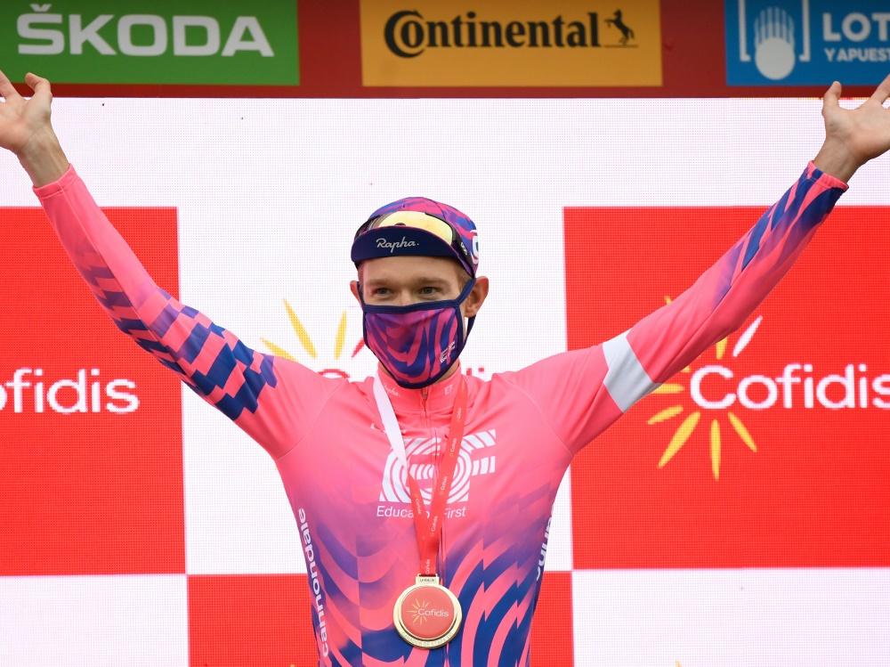 Magnus Cort Nielsen gewinnt die 16. Etappe