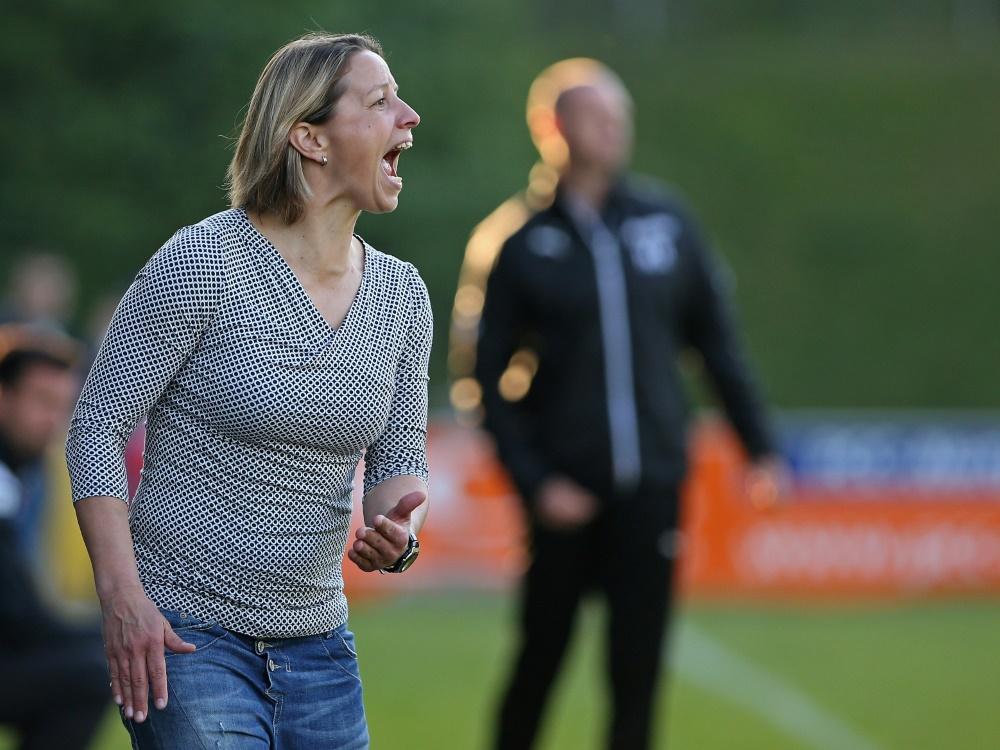 Bleibt nächste Saison Trainerin in Zürich: Inka Grings