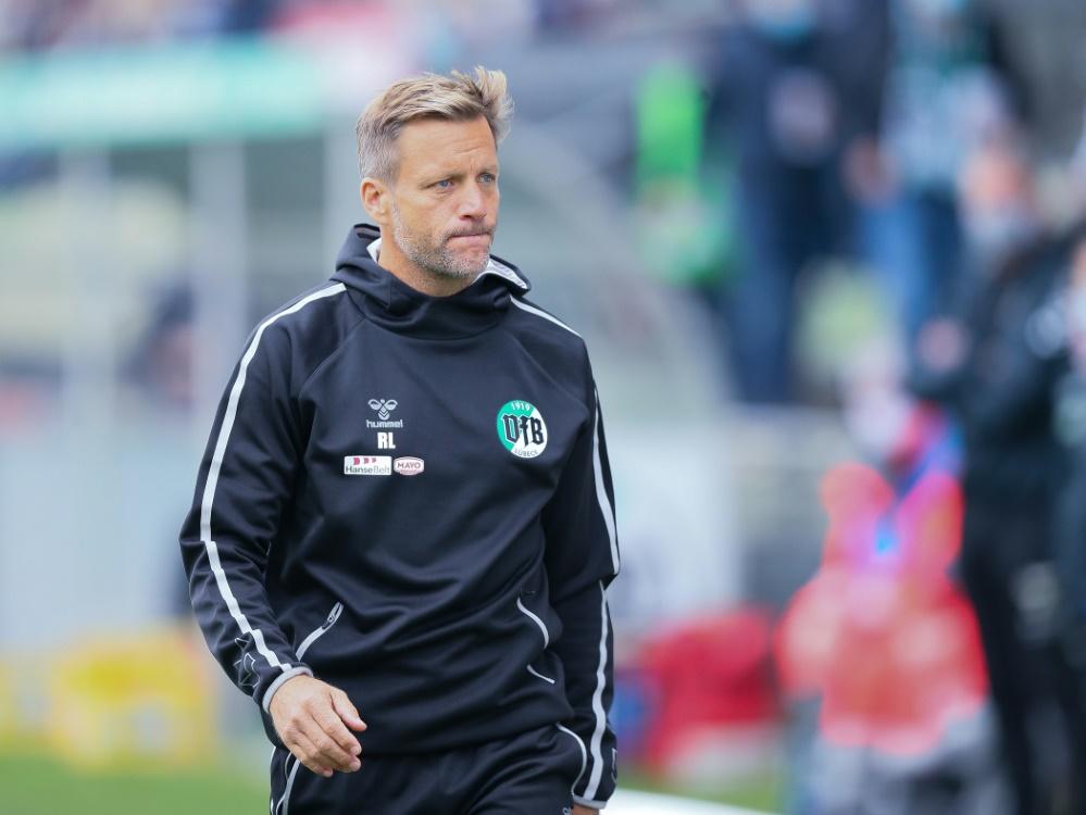 Rolf Landerl und Co. fehlen gegen den 1. FC Kaiserslautern