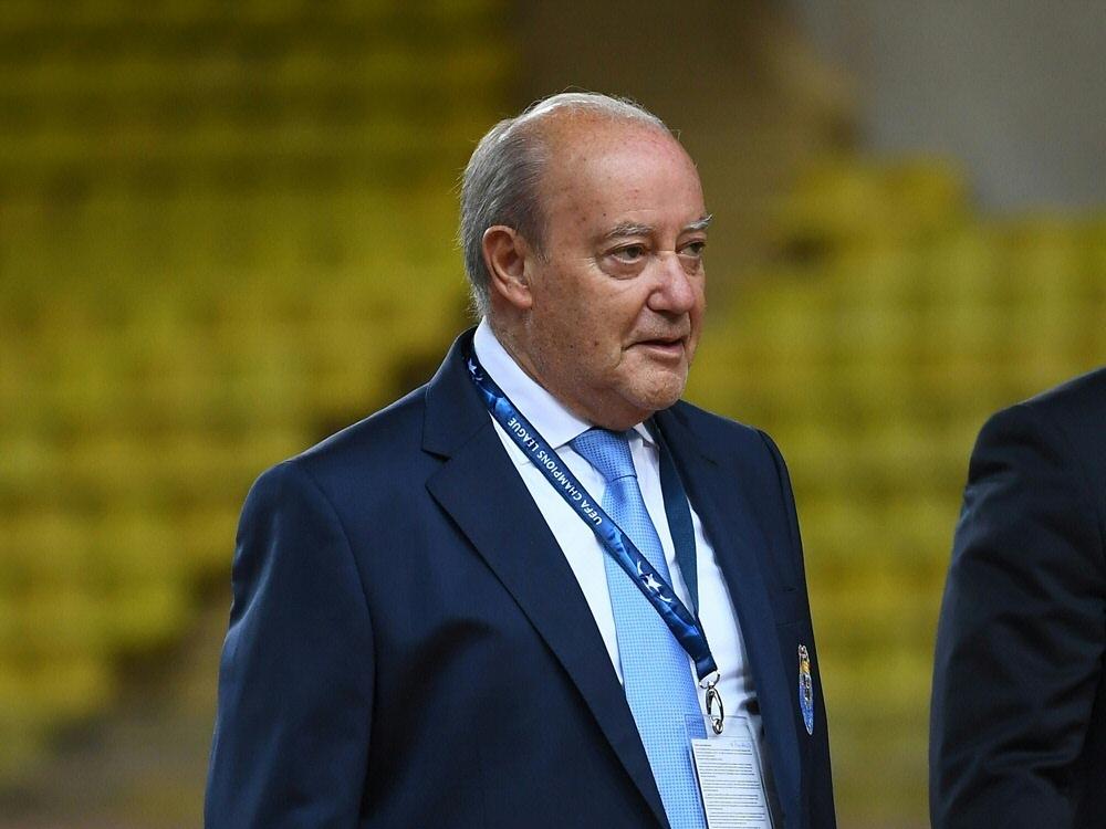 Porto-Präsident Jorge Pinto da Costa drohen Ermittlungen