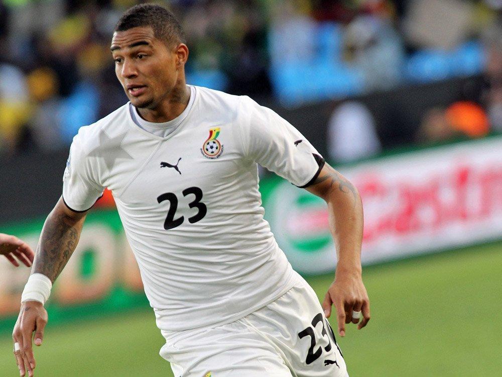Kevin-Prince Boateng soll wieder für Ghana spielen