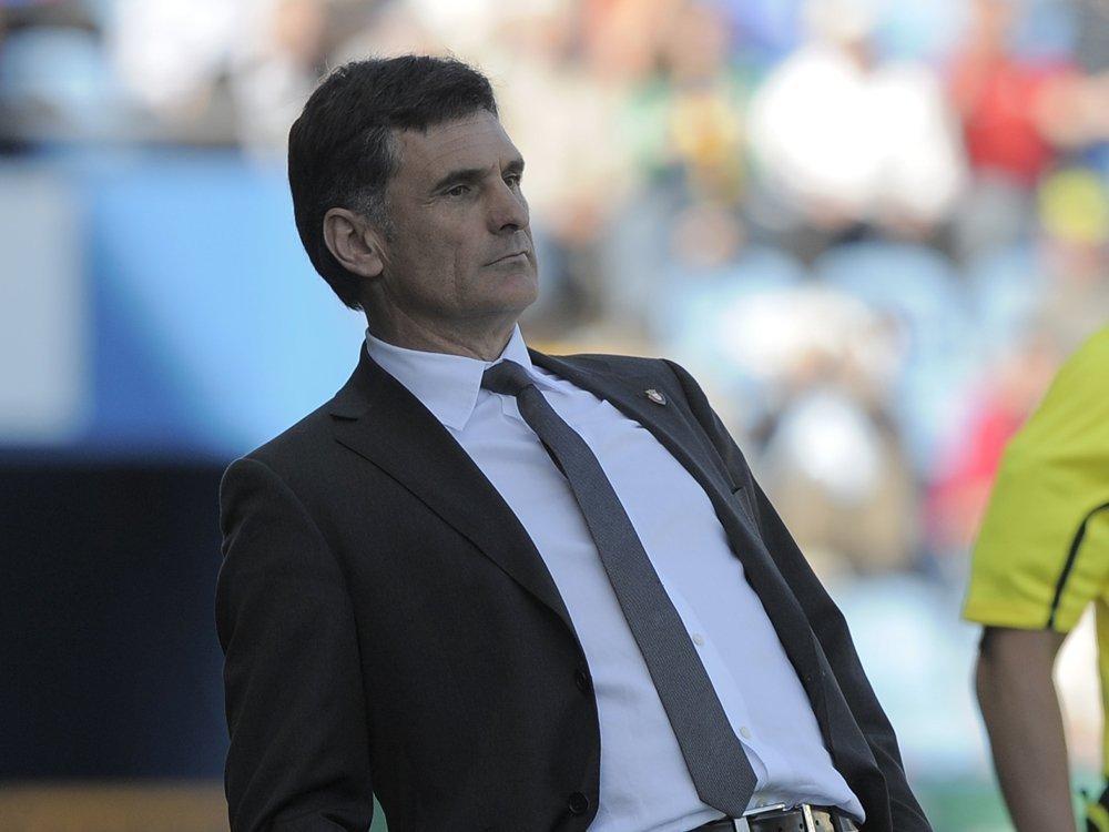 Nach drei Spieltagen entlassen: Luis Mendilibar