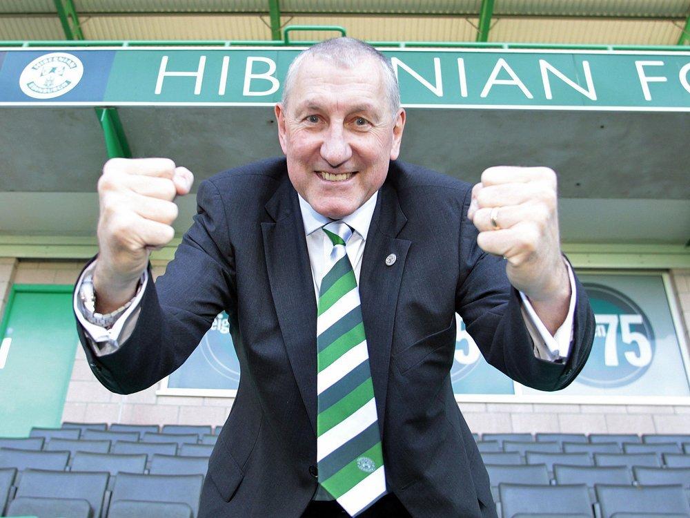Terry Butcher neuer Teammanager in Edinburgh