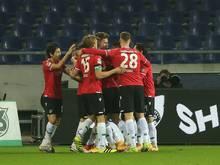 Die Mannschaft von Hannover 96 muss in Quarantäne