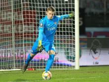 Vincent Müller wechselt von Würzburg nach Eindhoven