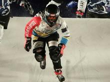 Marco Dallago gewinnt Auftakt der Red Bull Ice Cross-WM
