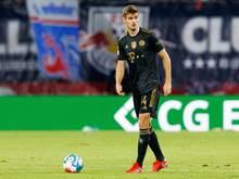 Bayern-Verteidiger Stanisic spielt für Kroatien