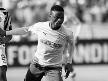 Motjeka Madisha bestritt 13 Länderspiele für Südafrika