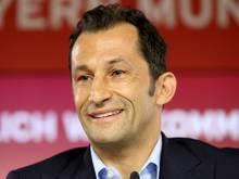 Ab 1. Juli 2020 im Vorstand: Hasan Salihamidzic