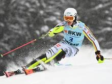 Slalom in Flachau: Straßer scheidet im ersten Lauf aus