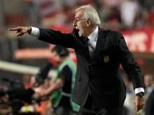 Jorge Fossati ist neuer Nationaltrainer Katars