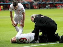 Jean Zimmer verletzte sich gegen Leverkusen