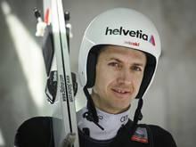 Simon Ammann geht im Winter in seine 23. Weltcupsaison