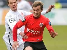 David Blacha war in Wiesbaden zuletzt Kapitän