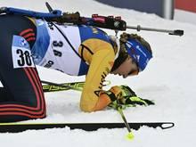 Franziska Preuß wird beim Heim-Weltcup Sechste
