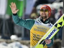 Wird nur selten erkannt: Skispringer Markus Eisenbichler