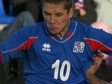 Hannes Sigurdsson soll bei Regensburg für Tore sorgen