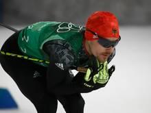 Fabian Rießle sichert sich den zweiten Platz in Kuusamo