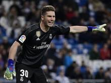 Luca Zidane erhofft sich bei Rayo Vallecano mehr Spielzeit