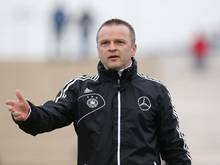 Abschied mit Sieg: Stefan Böger
