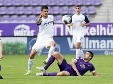 Bochum schlägt Erzgebirge Aue mit 2:1