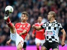 Last-Minute-Sieg für Bayern-Gegner Benfica