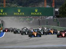 So viele Rennen wie noch nie in der Formel 1