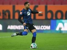 Matheus Cunha bleibt bei Hertha BSC Berlin