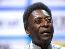 Pelé nach Atemproblemen kurzzeitig auf Intensivstation