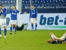 Schalke 04 muss zum Tabellenführer