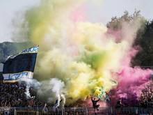 Fehlverhalten der Fans: 24.900 Euro Strafe für Jena