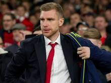 Per Mertesacker steht vor einer Vertragsverlängerung bei Arsenal