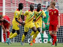 Mali zieht gegen Belgien ins Finale ein