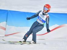 Katharina Althaus springt in Rasnov auf Platz zwei