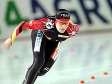 Eisschnelllauf-Olympiasiegerin Gunda Niemann-Stirnemann