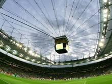 Die Kapazität der Frankfurter Arena soll erhöht werden