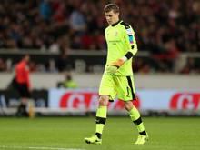 Langerak spielte auch für den VfB Stuttgart