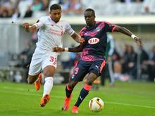 Liverpool kommt in Frankreich nur zu einem 1:1